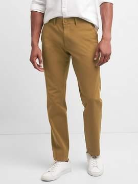 Gap Slim fit bi-stretch ultimate khakis