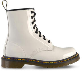 Dr. Martens 1460 W patent leather ankle boots