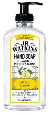 JR Watkins Lemon Scented Hand Soap 11 oz