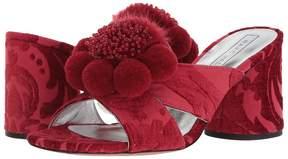 Marc Jacobs Aurora Pompom Mule Women's Shoes