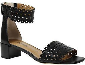 J. Renee Block Heeled Sandals - Labonita