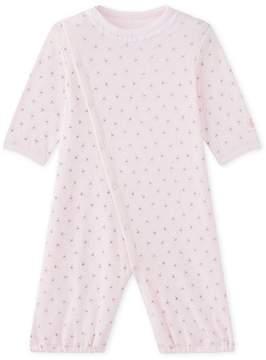 Petit Bateau BABY GIRLS 2-IN-1 1-PIECE SLEEP SACK
