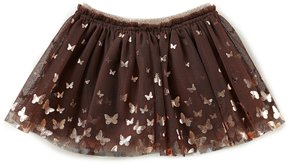 Baby Starters Baby Girls 3-12 Months Butterfly-Print Tutu Skirt