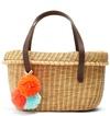 SOPHIE ANDERSON Serenella wicker basket