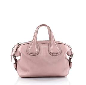 Givenchy Pink Leather Handbag
