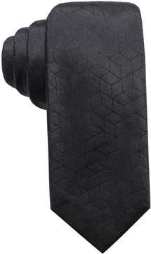 Alfani Men's Geometric Diamond Silk Slim Tie, Created for Macy's