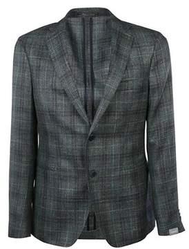 Cantarelli Men's 1182325821303 Multicolor Wool Blazer.