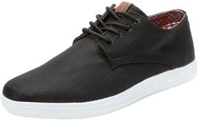 Ben Sherman Men's Preston Herringbone Derby Sneaker