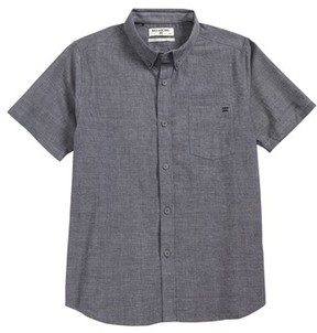 Billabong Boy's All Day Chambray Shirt