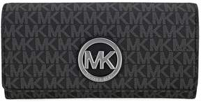Michael Kors Fulton Carryall Wallet - Black - ONE COLOR - STYLE