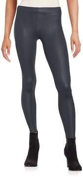 David Lerner Women's Sleek Nylon Leggings