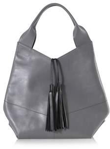 Joanna Maxham Afficianado In Grey Leather (nkl)