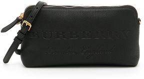 Burberry Small Abingdon Clutch - BLACK|NERO - STYLE