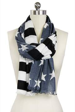 Saachi All American Flag Scarf.