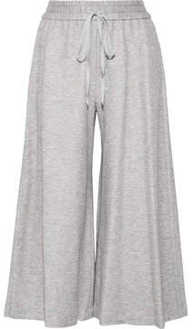 ADAM by Adam Lippes Stretch-jersey Culottes - Gray