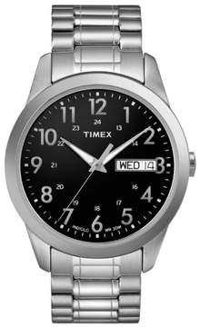 Timex Mens Goldtone Classic Dress Watch - T2M932