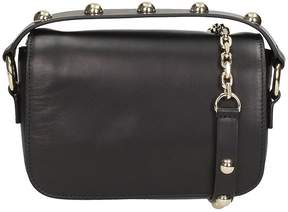 RED Valentino Black Leather Bag