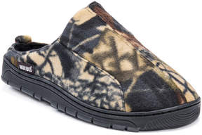 Muk Luks Camouflage Clog Slippers
