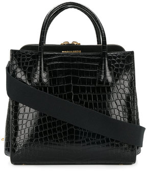 Dsquared2 Twin Peaks tote