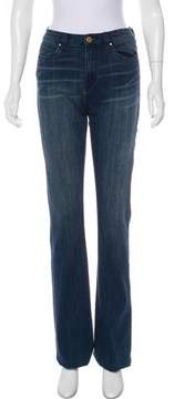 Blank NYC Mid-Rise Wide-Leg Jeans w/ Tags