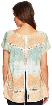 Ariat Nikki Top Women's Short Sleeve Pullover