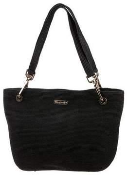 Eric Javits Raffia Shoulder Bag
