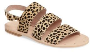 Matisse Women's Owen Genuine Calf Hair Sandal