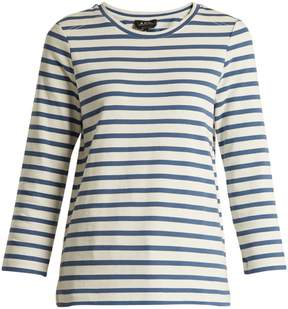 A.P.C. Dream striped cotton top
