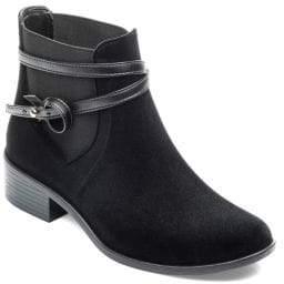 Bernardo Peony Velvet Rain Boots