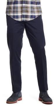 Brooks Brothers Milano Slim Navy Pants - 30-34\ Inseam