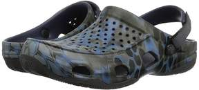 Crocs Swiftwater Kryptek Neptune Deck Clog Men's Shoes