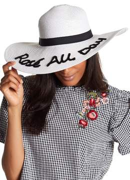 DAY Birger et Mikkelsen August Hat Rose All Floppy Hat