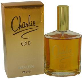 CHARLIE GOLD by Revlon Eau Fraiche Spray for Women (3.4 oz)