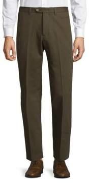 Luciano Barbera Ottoman Cotton Pants
