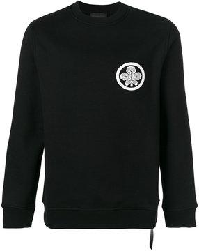 Diesel Black Gold long-sleeved sweatshirt