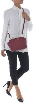 Michael Kors Medium Selma Shoulder Bag - ROSSO AMARANTO - STYLE