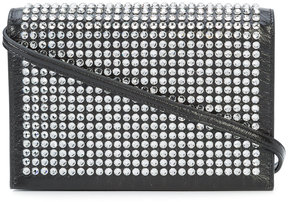 Saint Laurent crystal studded Kate Toy bag