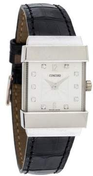 Concord Crystale Watch