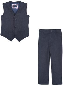 Andy & Evan Boys' Suiting Vest Set