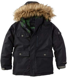 L.L. Bean Boys' Maine Mountain Parka