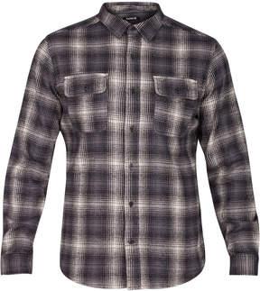 Hurley Men's Cortez Plaid Shirt