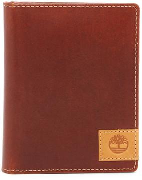 Timberland Passport Leather Wallet