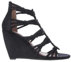 Mia Womens Dylon Open Toe Casual Strappy Sandals.