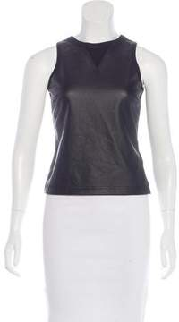 Damir Doma Coated Knit Top