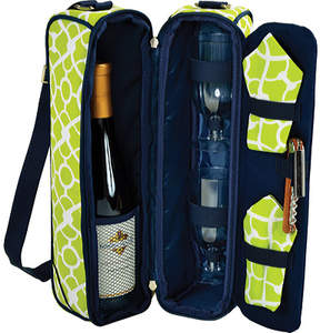 Picnic at Ascot Deluxe Wine Carrier for Two