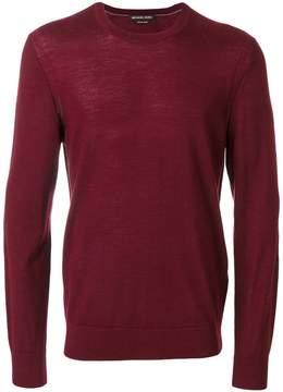 Michael Kors slim fit knitted jumper