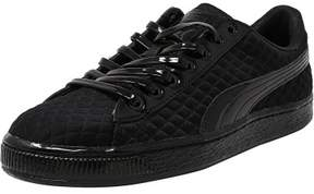 Puma Boy's Basket X Meek Bike Life Black Ankle-High Fashion Sneaker - 6M