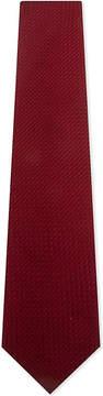 Drakes Solid textured silk tie