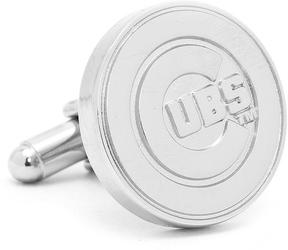 Ice Silver Edition Cubs Cufflinks