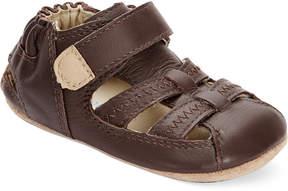 Robeez Mini Shoez Baby Boys' Colorblocked Sandals
